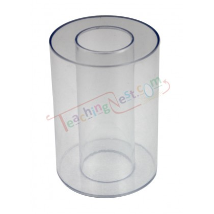 Hollow Cylinder (Transparent)