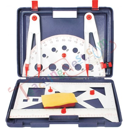Geometrical Instruments Box