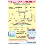 Organisation of NCC Chart (50x75cm)