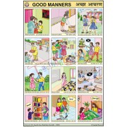 Good Manners Chart (50x75cm)