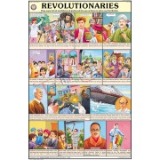 Revolutionaries Chart (50x75cm)