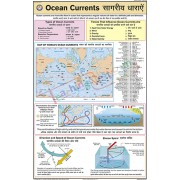 Ocean Currents Chart (50x75cm)